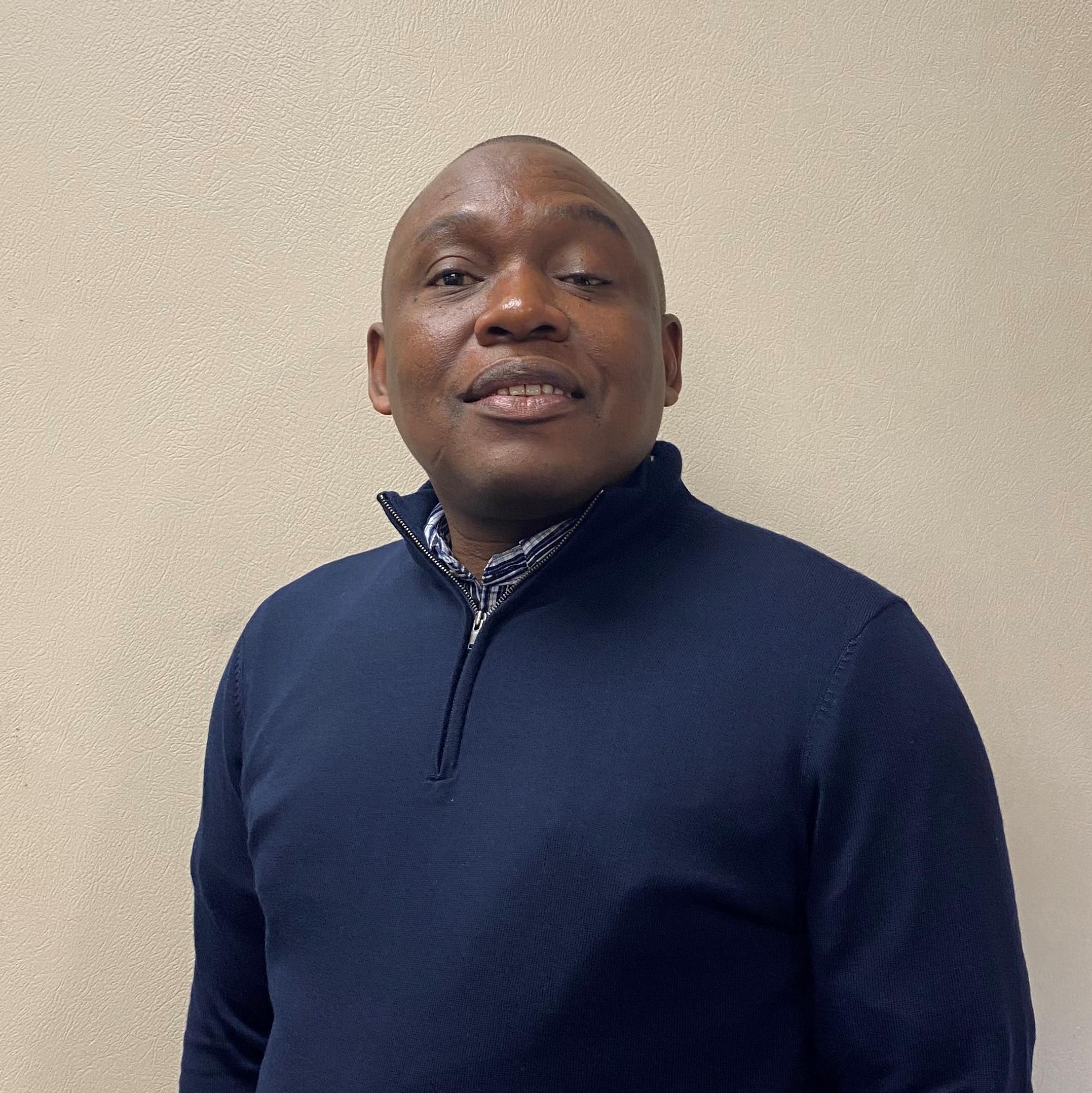 James Muwunganirwa